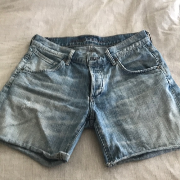 d2cc41d2b6 Citizens of Humanity Pants - Citizens of Humanity Skyler Shorts